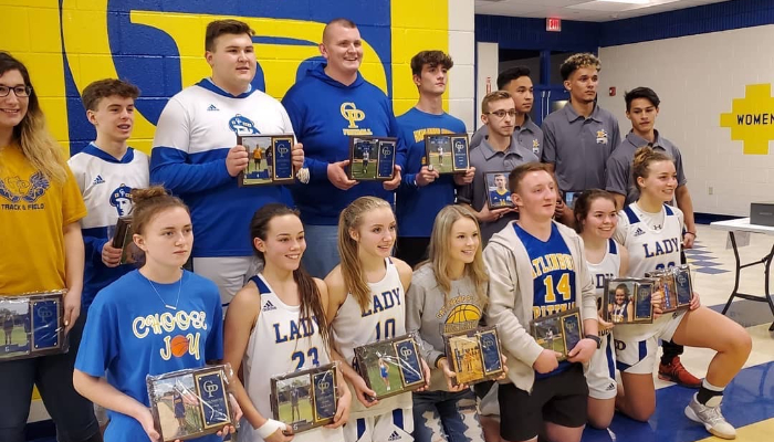 2019 All-State Athletes Recognized