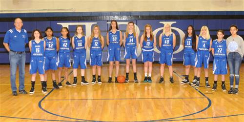 The girl's basketball team known as the Lady Mountaineers