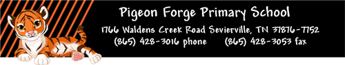 1766 Waldens Creek Road Sevierville, TN 37876-7752  (865) 428-3016 phone  (865) 428-3053 fax