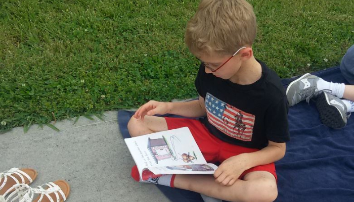 Rock Star Reading