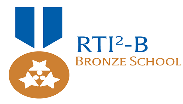 State awarded RTI-2 Bronze Award