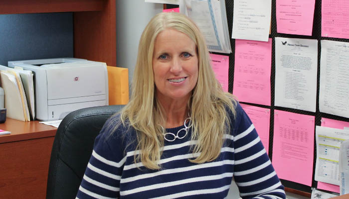 Wendy Patterns Named Principal of the New Pigeon Forge Intermediate School