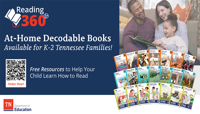 At-Home Decodable Book Series