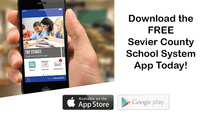 Download the Sevier County Schools App Today!